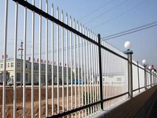A型双横杠锌钢护栏